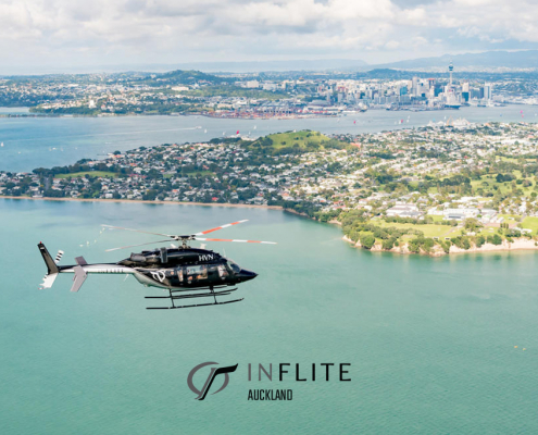 Auckland by Helicopter
