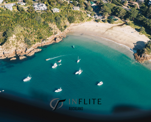 Waiheke Island by Helicopter