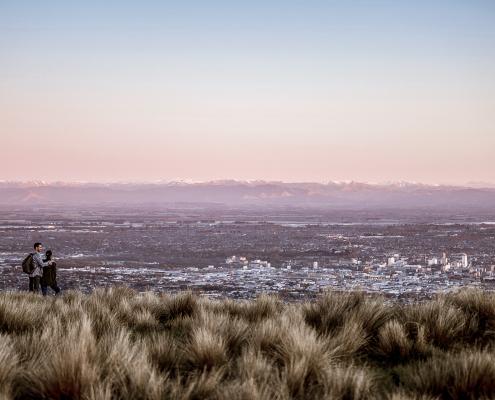 Port Hills Views in Christchurch