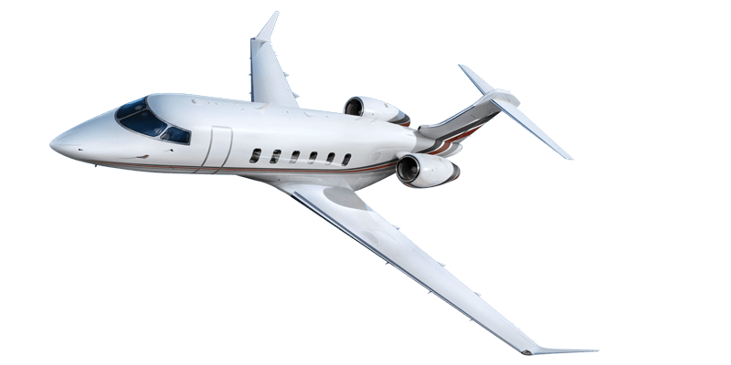 INFLITE Charters Private Jet