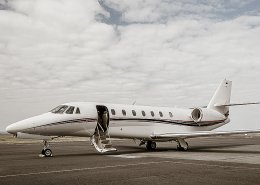 Private Jets service in INFLITE Charters